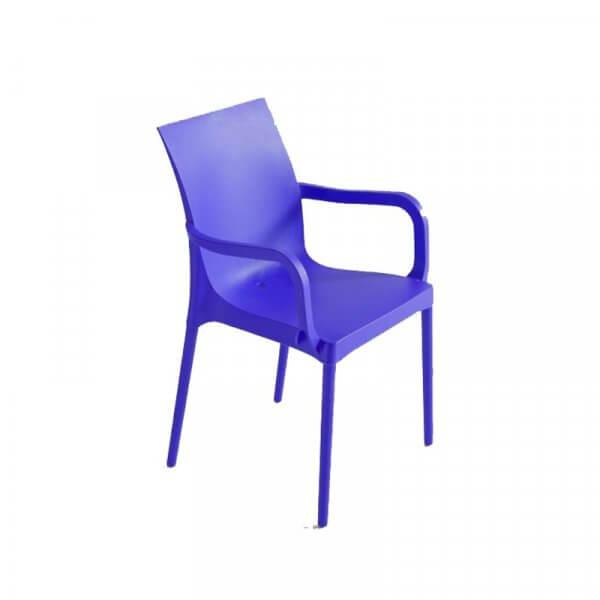 Sedia Iris B Blu