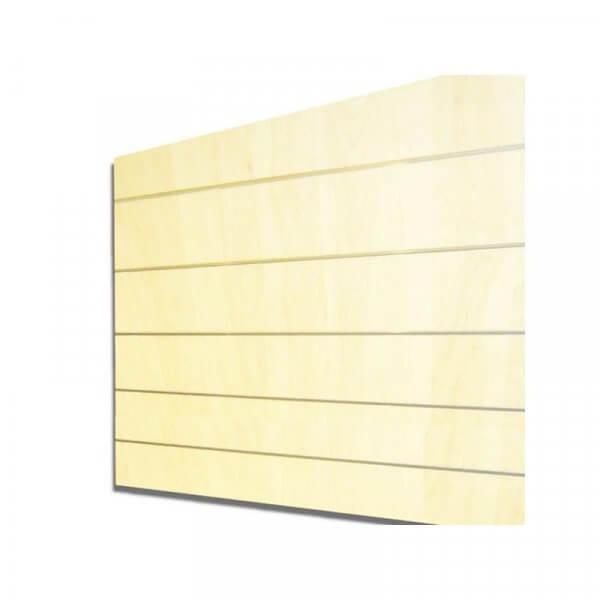 Pannello dogato colore Acero 120x120