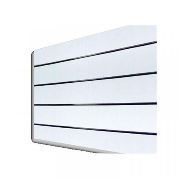 Pannello dogato colore Bianco 120x120