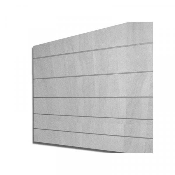 Pannello dogato colore grigio Beton 120x120