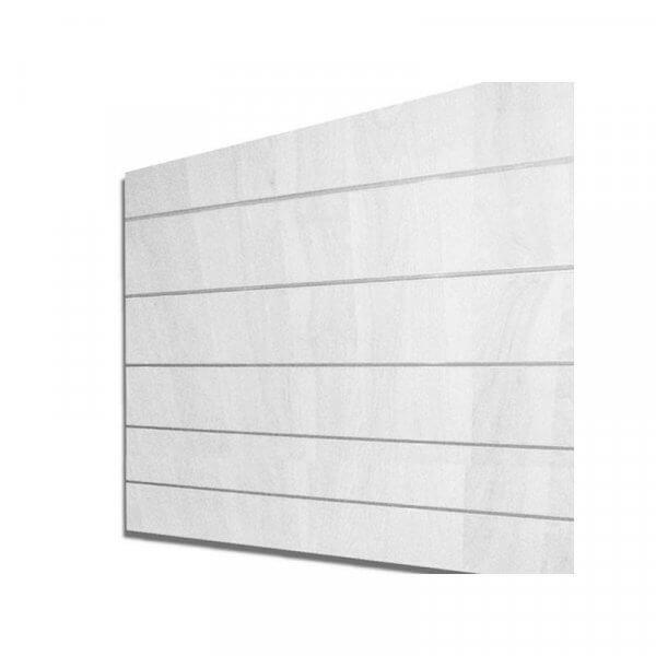 Pannello dogato colore grigio satinato 120x120