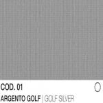 01 Argento Golf
