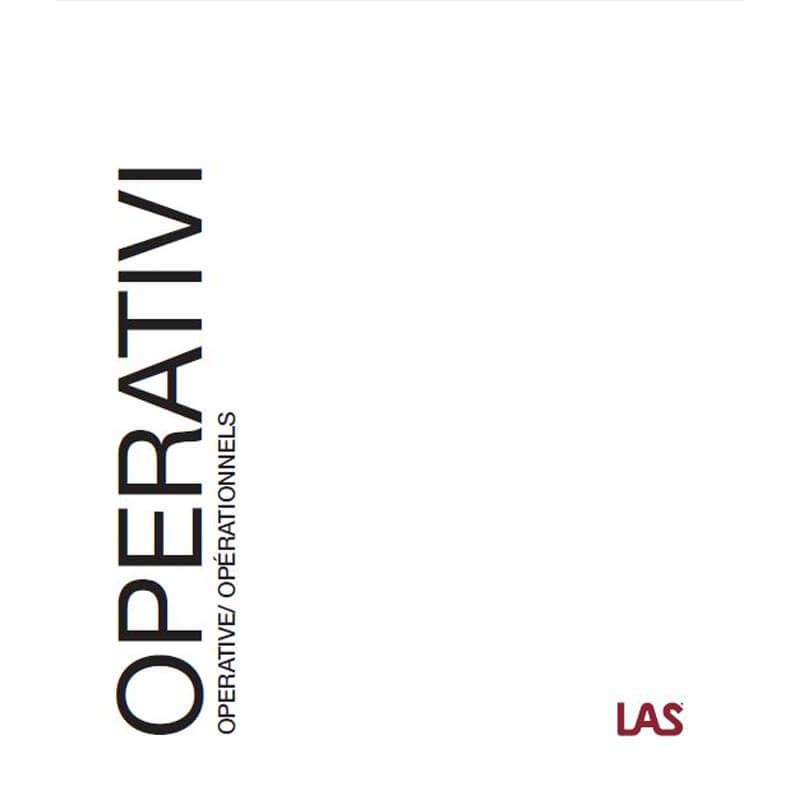 Catalogo operativo Las