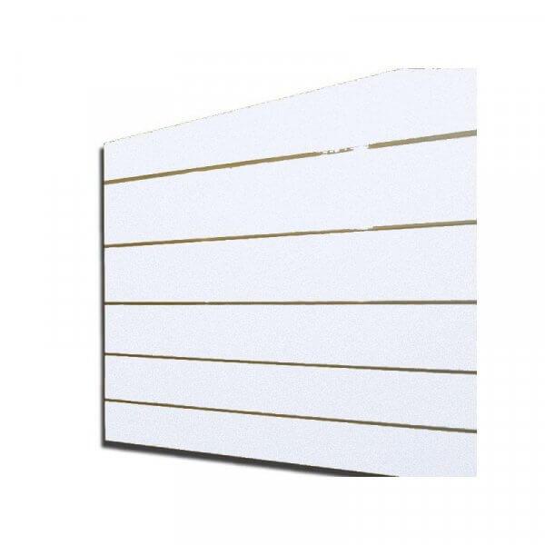 Pannello dogato colore Bianco ghiaccio 120x120