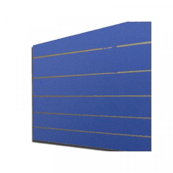 Pannello dogato colore Blu caraibi 120x120