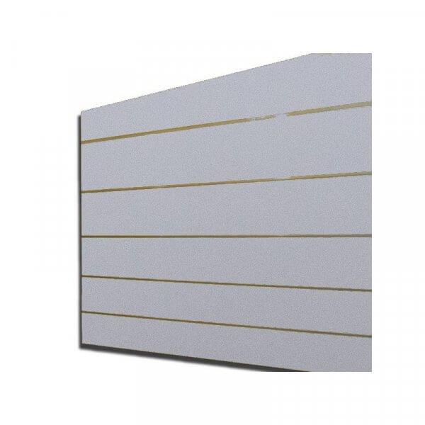 Pannello dogato colore Grigio alluminio 120x120