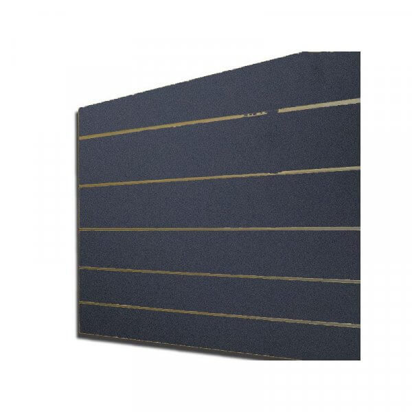 Pannello dogato colore Grigio pietra 120x120