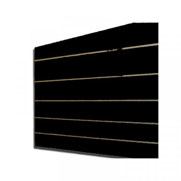 Pannello dogato colore Nero 120x120