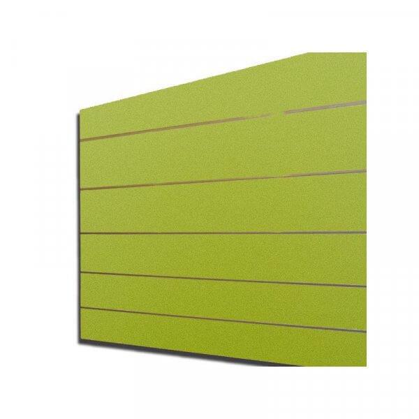 Pannello dogato colore Verde mela 120x120