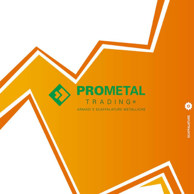 Catalogo scaffalature Prometal