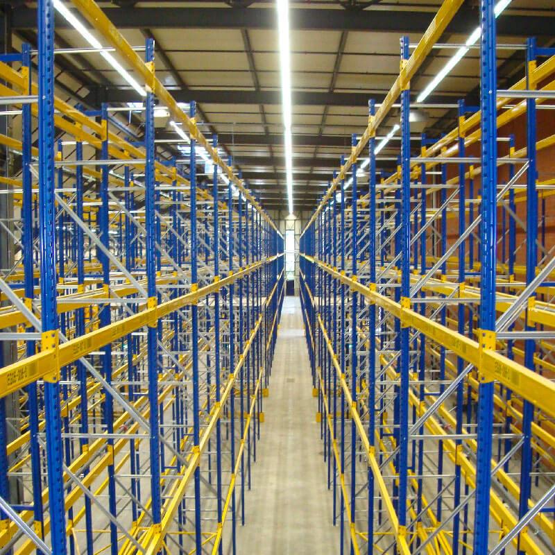 Scaffalature industriali Rescaff