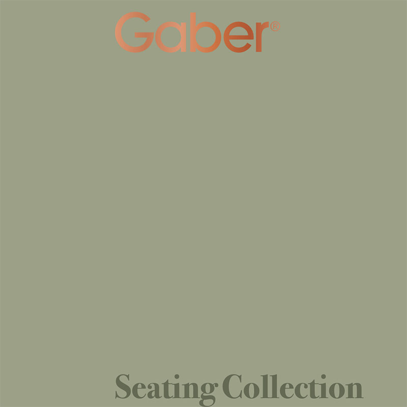 Catalogo Gaber sedie