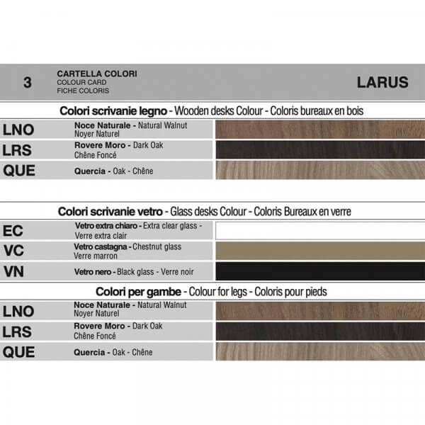 Cartella colori Larus